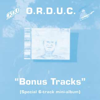 "The first released album on cassette from O.R.D.U.C.: ""Pre Pink & Purple"""